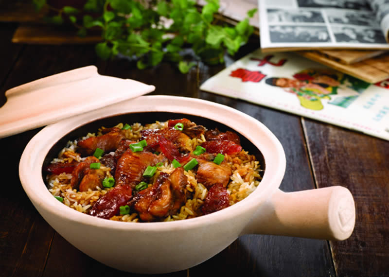 clay pot chicken singapore Clay Pot Chicken Rice Recipe  The Culinary Food Group