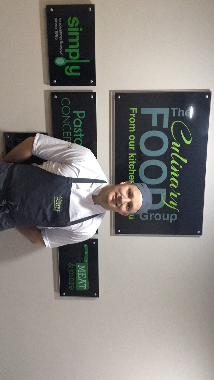 food manufacturer the culinary food group