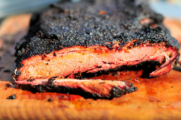 best BBQ food ingredients Smoked Brisket