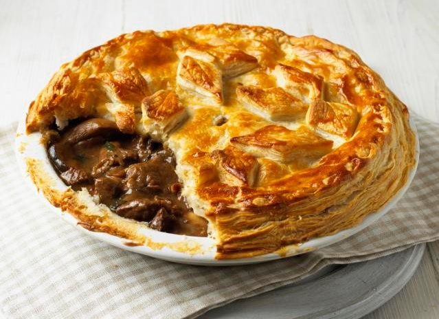 recipe of the month game bird pie