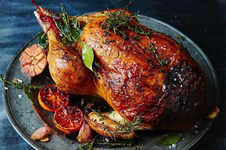 chrismas main course ultimate turkey