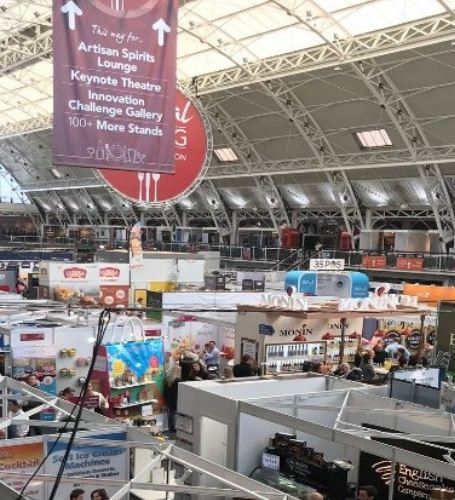 The Casual Dining Expo 2018 tcfg