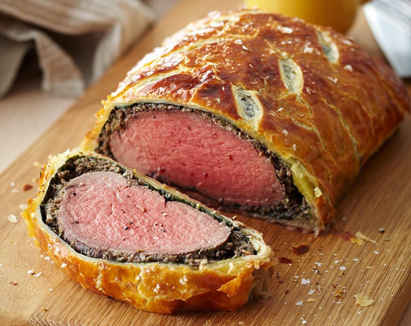 Christmas Main - Beef Wellington
