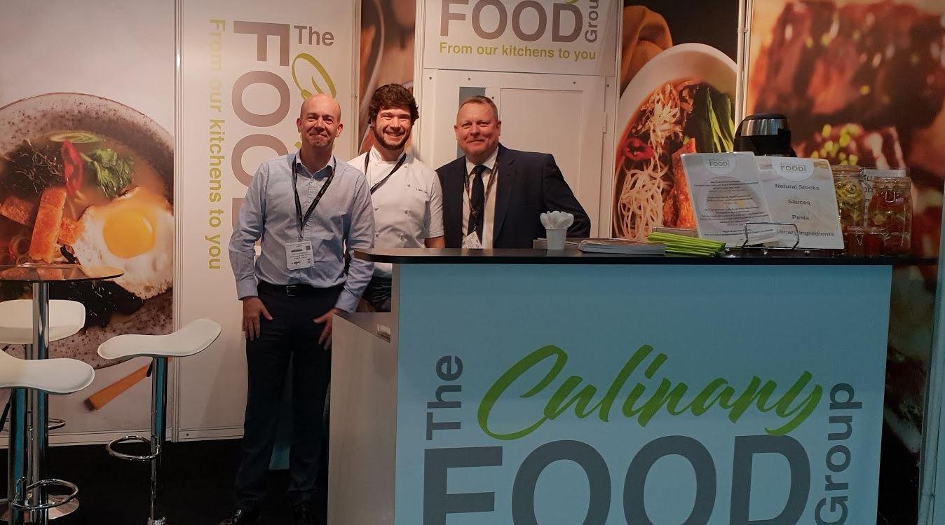 tcfg food matters uk event