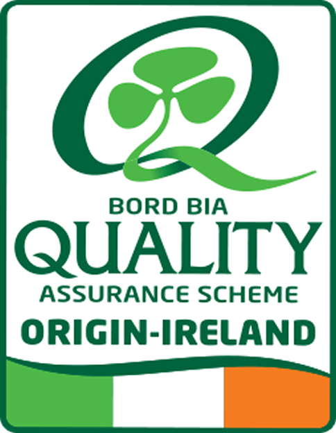 Bord Bia Quality Origin Ireland logo