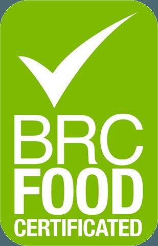 BRC Food Certified logo
