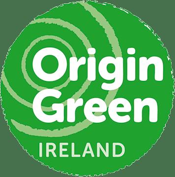 Origin Green Ireland logo